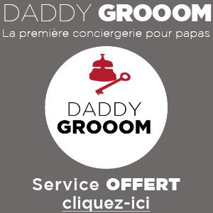 Service de conciergerie Daddy Grooom