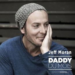 Le Daddy du mois : Jeff Moran
