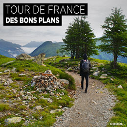 Tour de France  des bons plans !